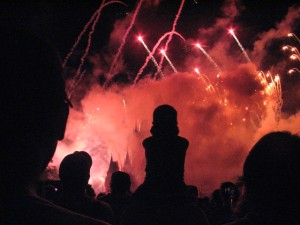 Magic Kingdom's SummerNightastic Fireworks Show